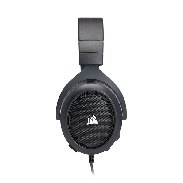 Corsair HS60 Surround Gaming Headset - Carbon  0