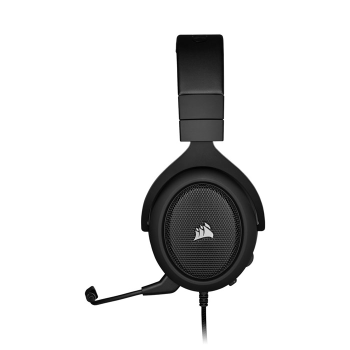 Corsair HS60 Pro Surround Sound Gaming Headset - Black