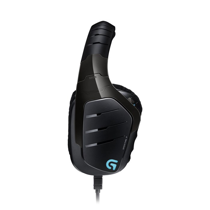 Logitech  G933 Artemis Spectrum Surround Sound Wireless Gaming Headset - Black