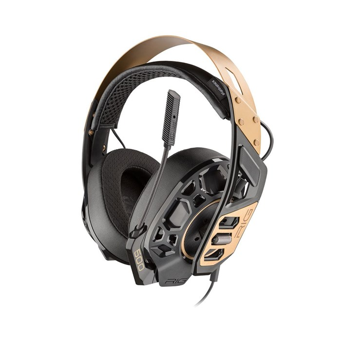 Plantronics RIG500 PRO Gold PC/XB1/PS4 Gaming Headset