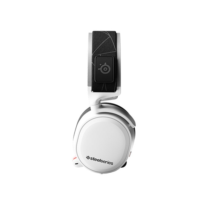 SteelSeries Arctis 7 2019 Edition Wireless Gaming Headset - White