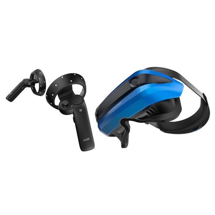 Acer  Windows Mixed Reality Head Mount - Motion Controllers Included