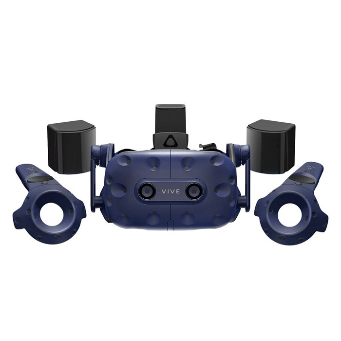 HTC Vive Pro Commercial Virtual Reality System - Full Kit
