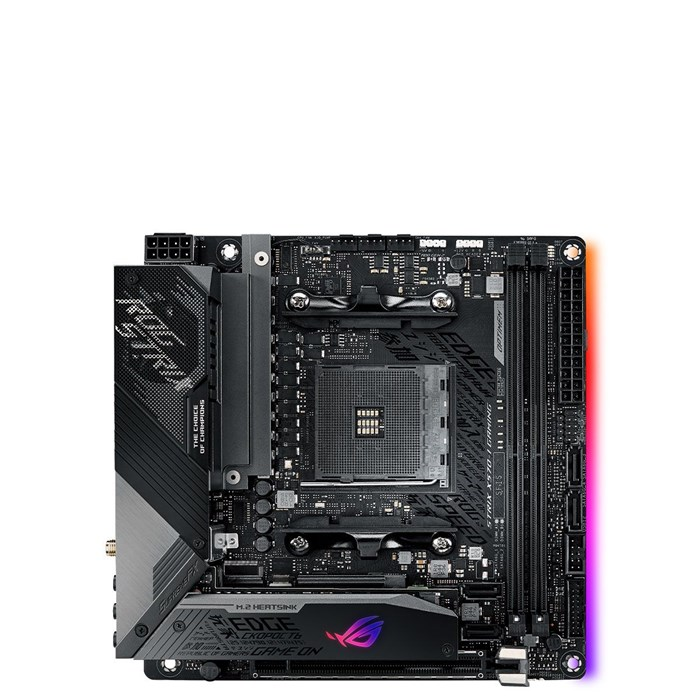 ASUS ROG Strix X570-I Gaming Motherboard
