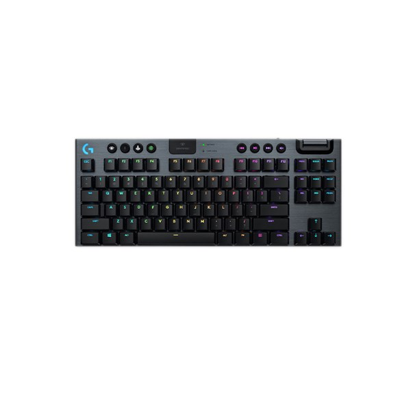 Logitech G915 TKL LIGHTSPEED Wireless RGB Mechanical Gaming Keyboard - GL Linear