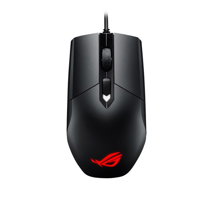 ASUS  ROG Strix Impact Ambidextrous RGB Gaming Mouse