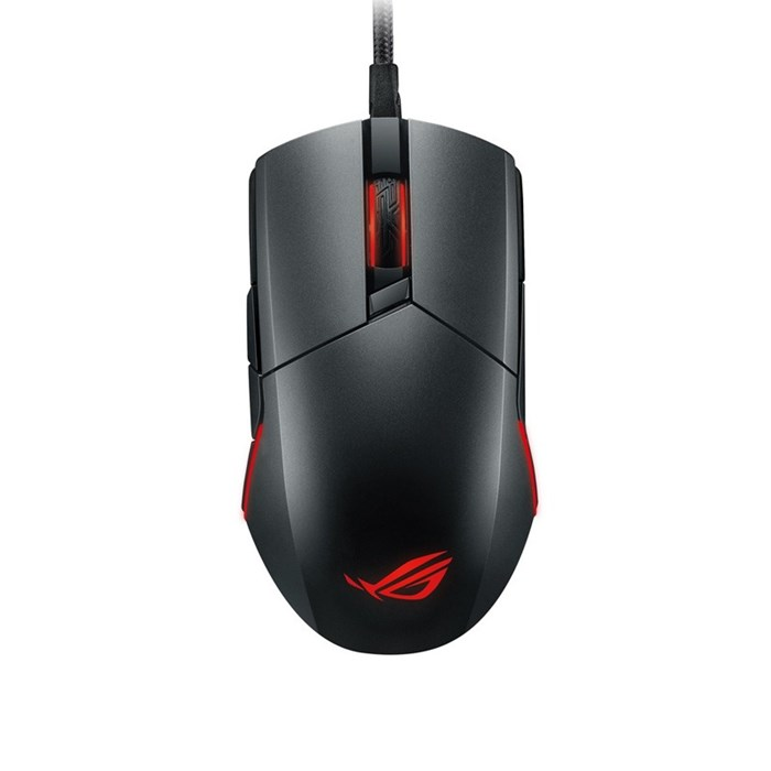 ASUS ROG Pugio Ambidextrous RGB Gaming Mouse