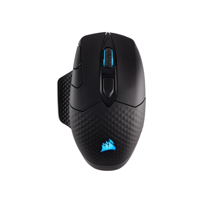 Corsair Dark Core Wireless RGB Gaming Mouse - Qi Charging