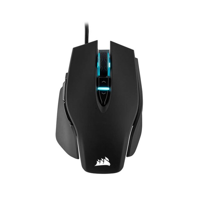 Corsair M65 RGB Elite Tunable FPS Gaming Mouse - Black