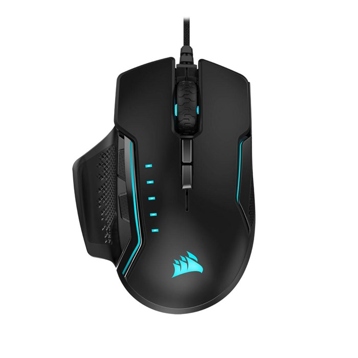 Corsair Glaive RGB Pro Gaming Mouse - Aluminum