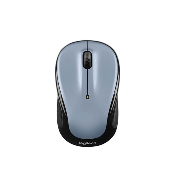 Logitech M325 Wireless Unifying Mouse - Light Silver