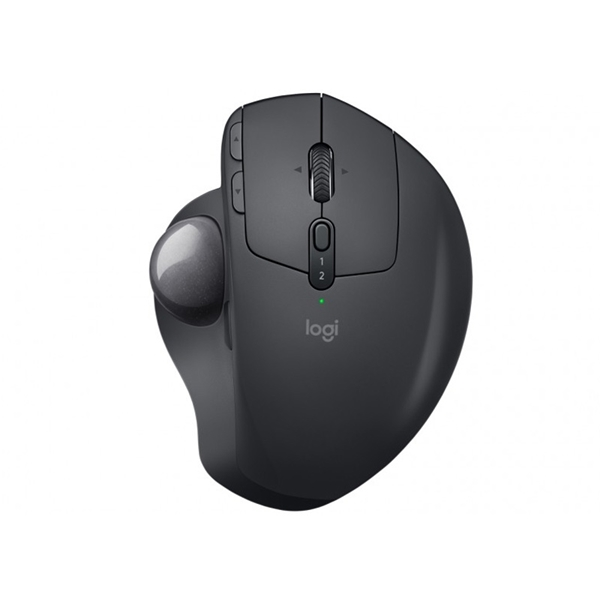 Logitech MX Ergo Advanced Bluetooth And Wireless Trackball Mouse  1