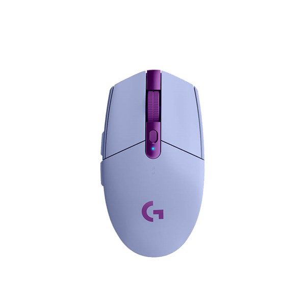 Logitech G305 LIGHTSPEED Wireless Gaming Mouse - Lilac