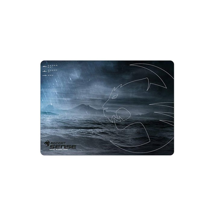 Roccat SENSE High Precision Naval Storm Gaming Mousepad