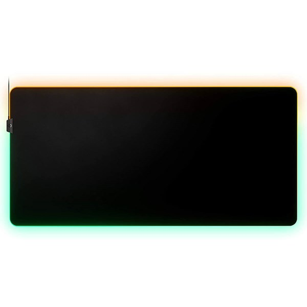 SteelSeries QcK Prism RGB Gaming Mouse Pad - 3XL