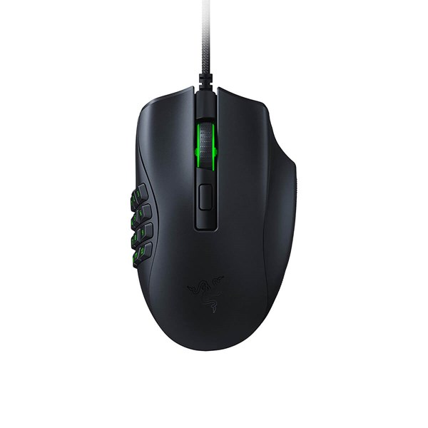 Razer Naga X Wired MMO Gaming Mouse