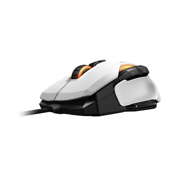 Roccat KONE AIMO RGBA Smart Customization Gaming Mouse (White) - pr_279763