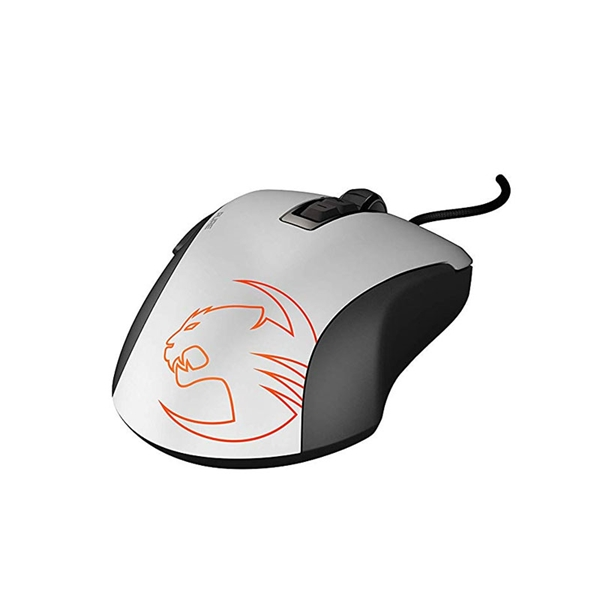 Roccat KONE PURE OWL-EYE Optical RGB Gaming Mouse - White  2