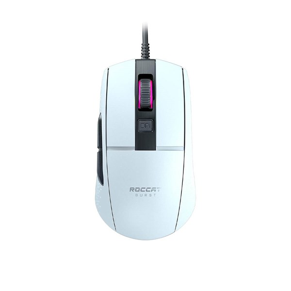 Roccat Burst Core Gaming Mouse - White