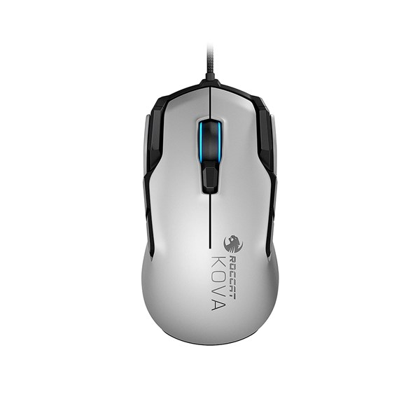 Roccat Kova AIMO Gaming Mouse - White