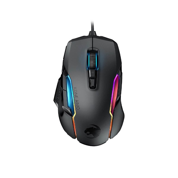 Roccat Kone Aimo Remastered Gaming Mouse - Black