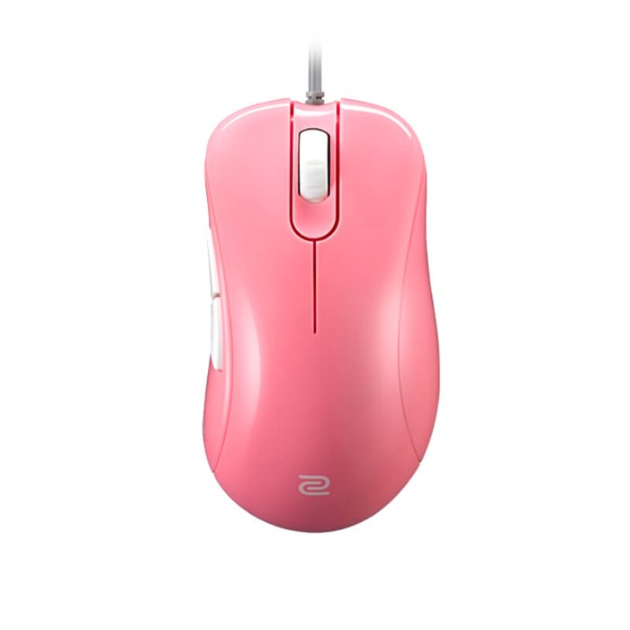 BenQ ZOWIE EC1-B DIVINA VERSION Pink Mouse for e-Sports
