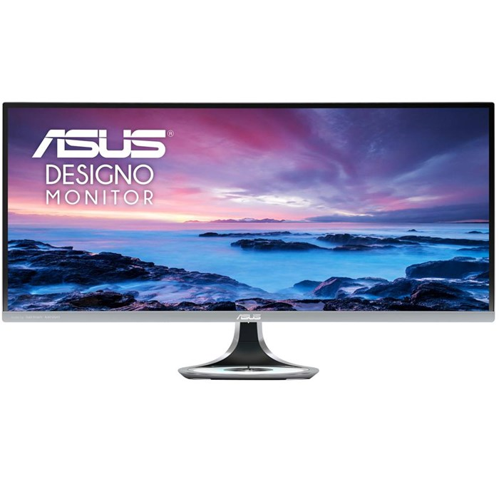 "ASUS Designo MX34VQ 34"" QHD Curved Frameless UltraWide LED Monitor"