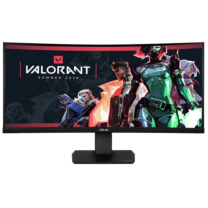 "ASUS TUF Gaming VG35VQ 35"" Curved WQHD 100Hz Gaming Monitor"