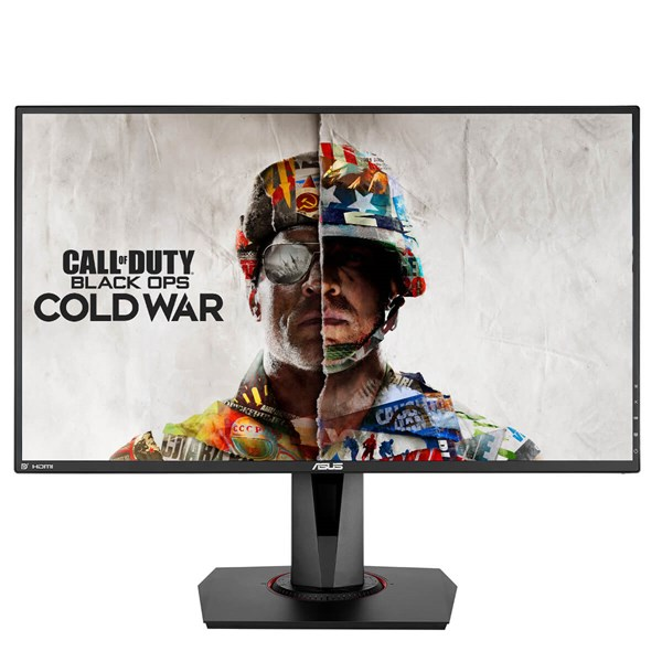 "ASUS VG278QR 27"" FHD 165Hz 0.5ms TN HDR10 Gaming Monitor"