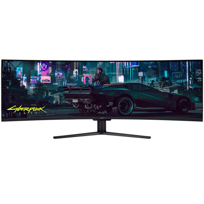 "Acer EI491CR 49"" Curved FHD 144Hz Monitor"