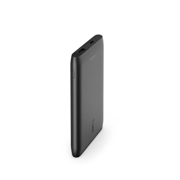 Belkin Pocket Power 18W USB-C 10000 mAh Power Bank - Black