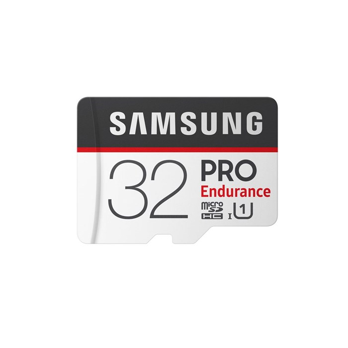 Samsung MicroSD 32GB PRO Endurance with Adapter