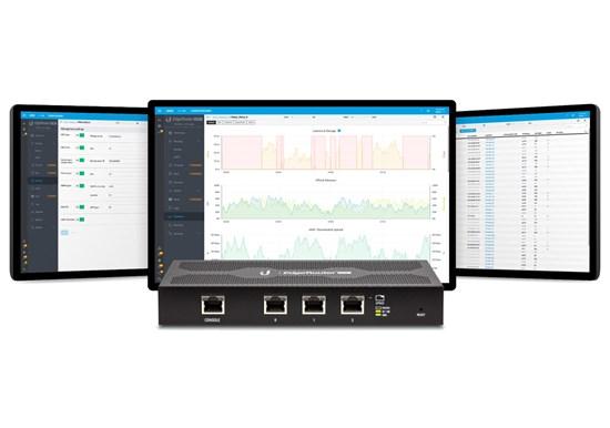 Routers - Ubiquiti EdgeRouter Lite 3-Port Gigabit Router