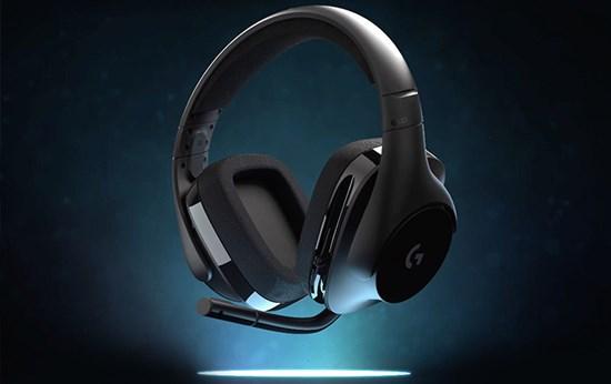 Gaming Headsets - Logitech G533 Surround Sound Wireless