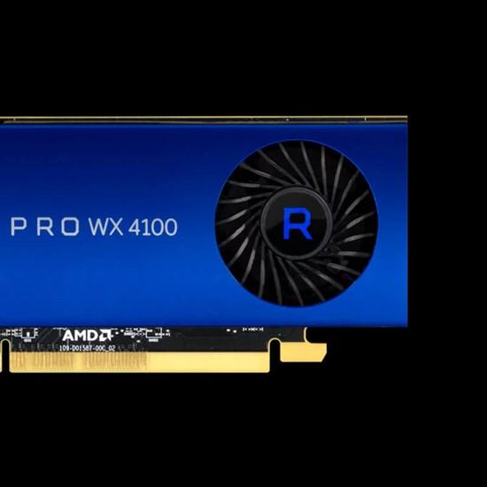 Workstation - AMD Radeon PRO WX 4100 4GB GDDR5 Workstation Graphics