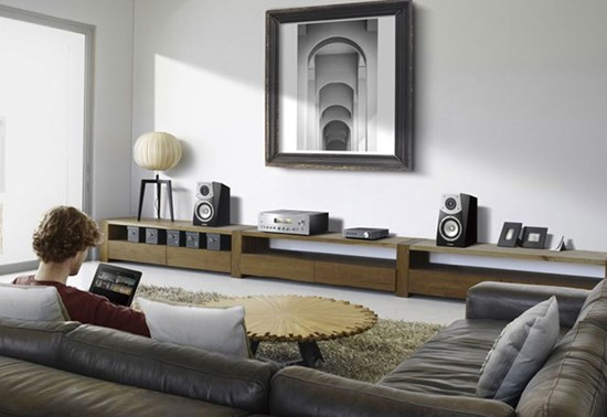 Streaming Devices - Yamaha WXC-50 Wireless Streaming Pre-amplifier