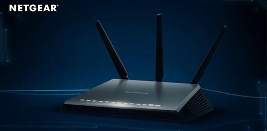 Modem Routers - Netgear D7000 Nighthawk Wireless-Modem