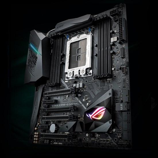 AMD - ASUS ROG STRIX X399-E Gaming Motherboard - Computer Lounge