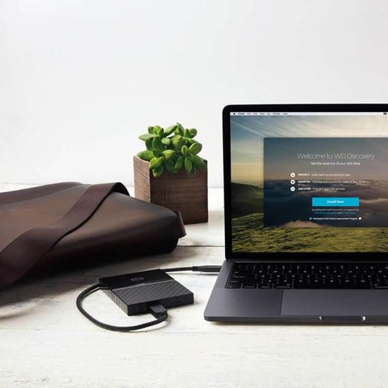 External Storage - Western Digital My Passport 1TB USB3 0 Portable