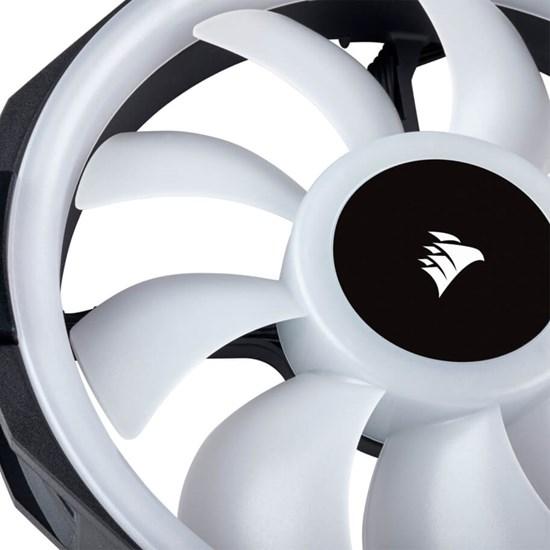 Fans - Corsair LL120 RGB LED Dual Light Loop PWM 120mm Fan with