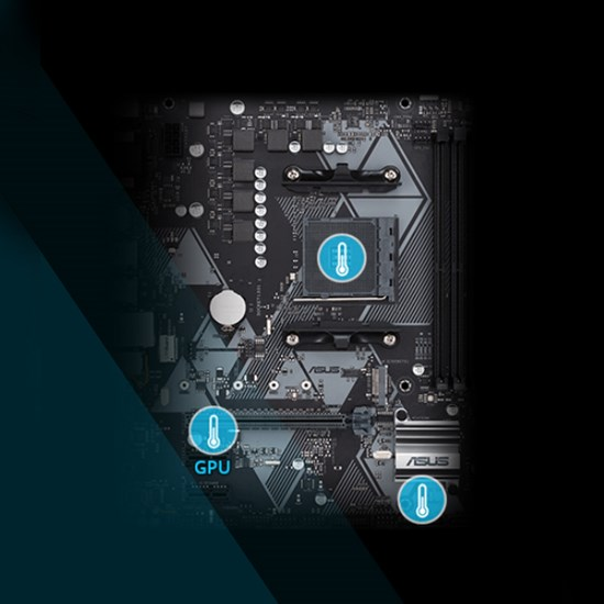 AMD - ASUS PRIME B450M-K Motherboard - Computer Lounge