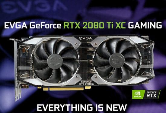 Desktop - EVGA GeForce RTX 2080 Ti XC GAMING 11GB Graphics