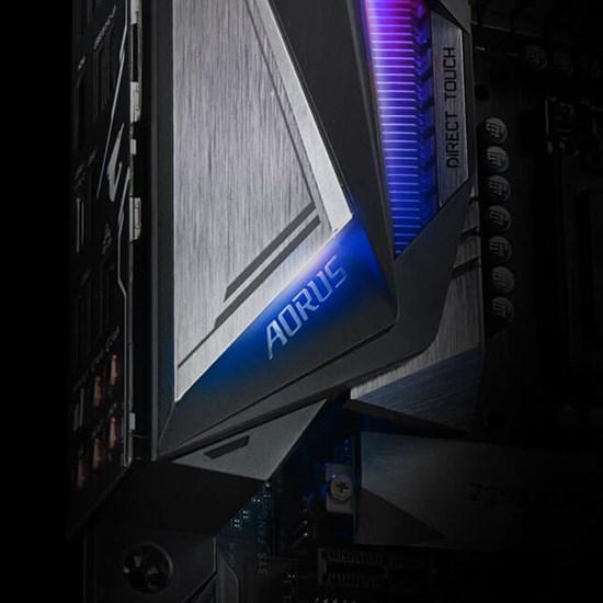 Intel - Gigabyte Z390 AORUS MASTER Motherboard - Computer Lounge