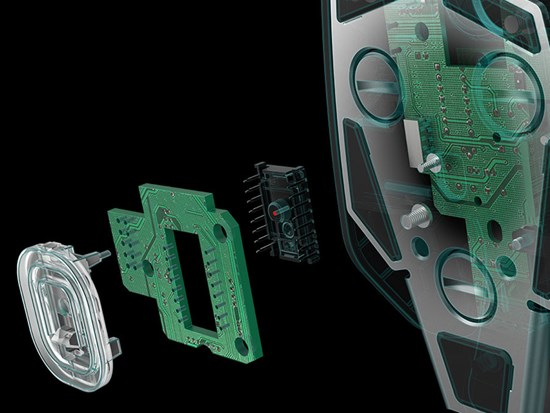 Gaming Mice - Corsair M65 RGB Elite Tunable FPS Gaming Mouse - Black