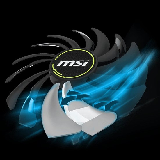 Desktop - MSI GeForce RTX 2060 VENTUS 6G OC Graphics Card