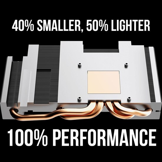 Graphics Cards - MSI GeForce GTX 1650 AERO ITX 4G OC Graphics Card