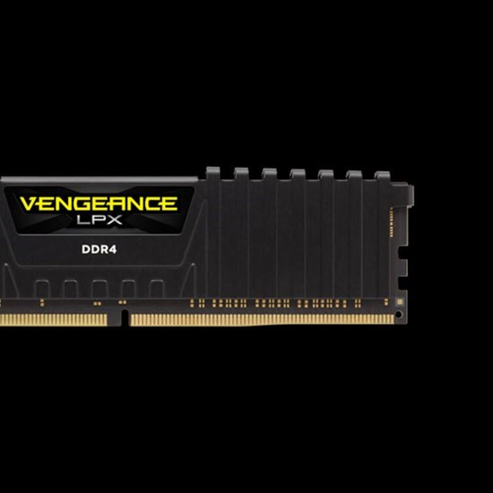 Desktop - Corsair Vengeance LPX 16GB (2x8GB) DDR4-2933 Memory Kit