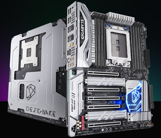 AMD - Gigabyte X399 DESIGNARE EX Gaming Motherboard
